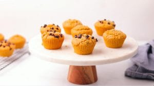 Vegan Sweet Potato MUFFINS
