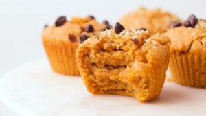 Sweet Potato Vegan Muffins