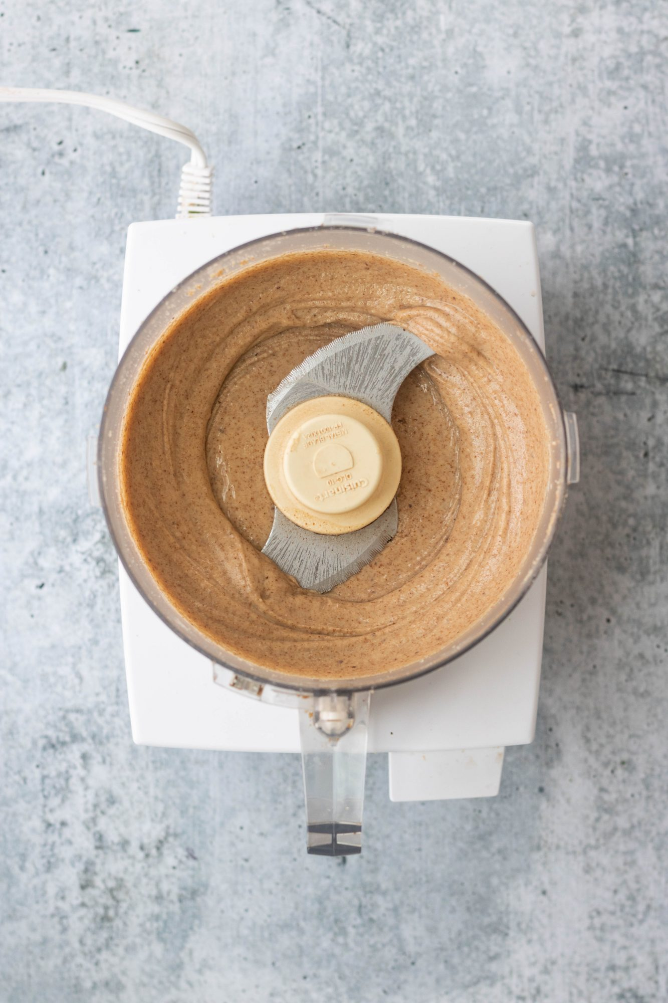 Homemade Almond Butter in Food Processor