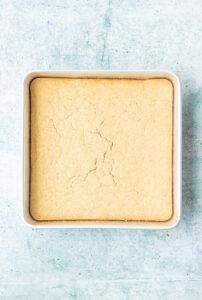 Gluten Free Vegan Vanilla Sheet Cake