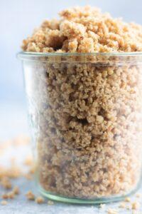 Simple Easy Gluten-Free Granola