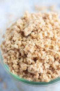 Easy Vegan Gluten-Free Granola