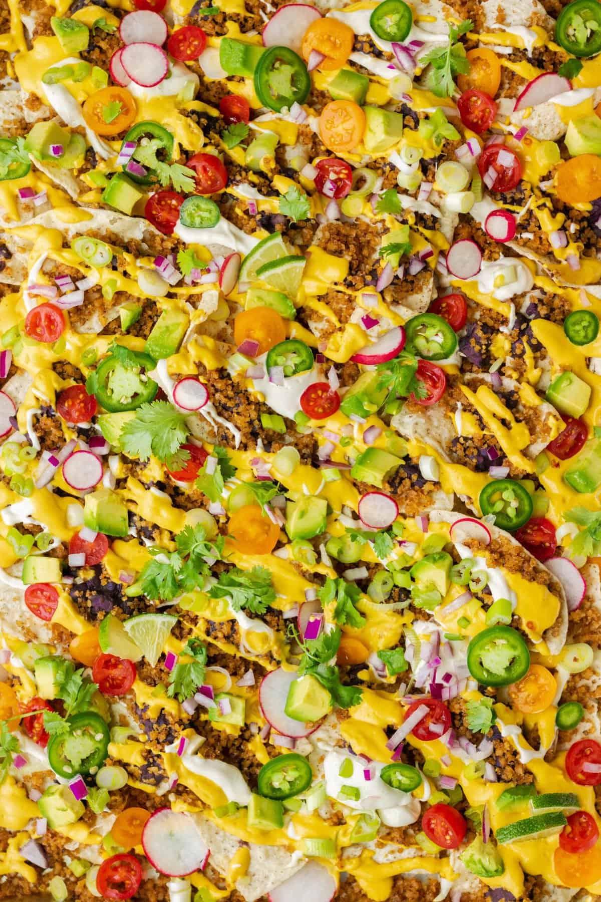Easy Vegan Nachos Recipe
