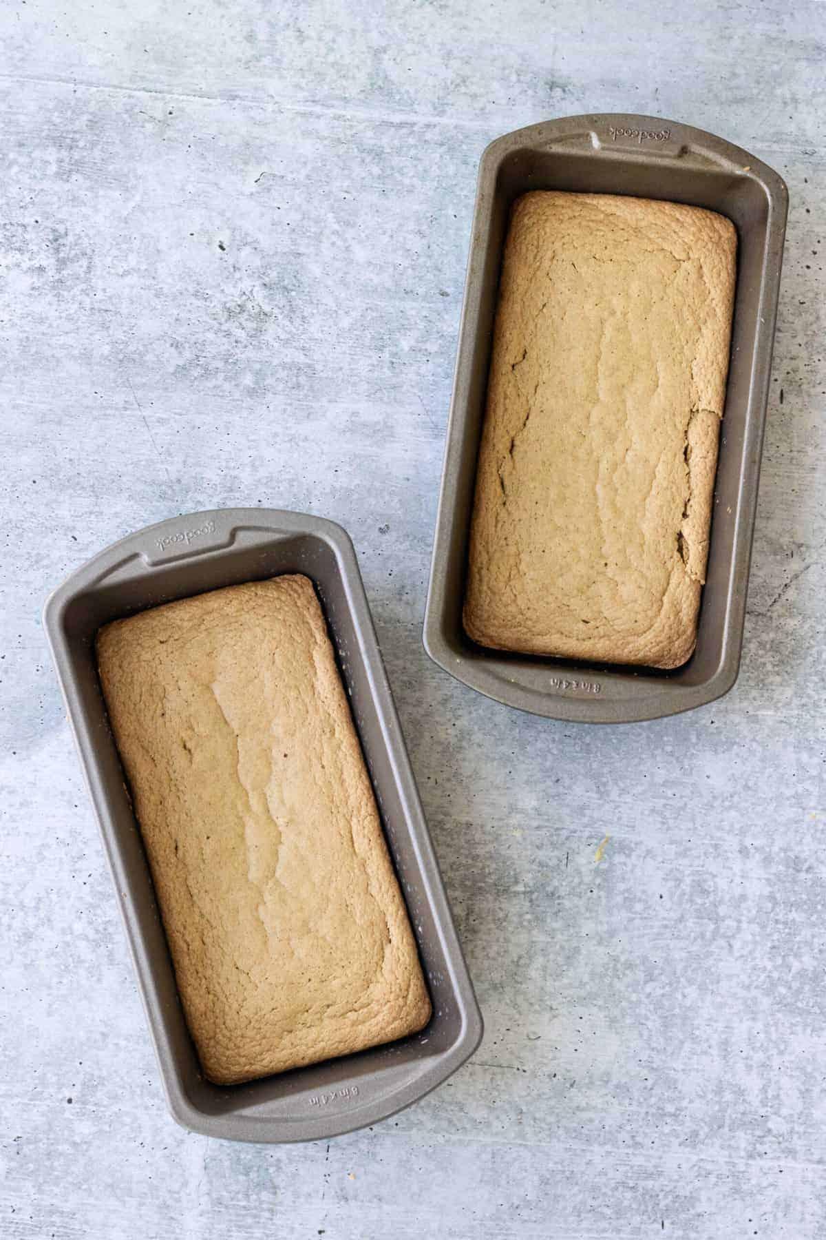 Loaf Pan Cake