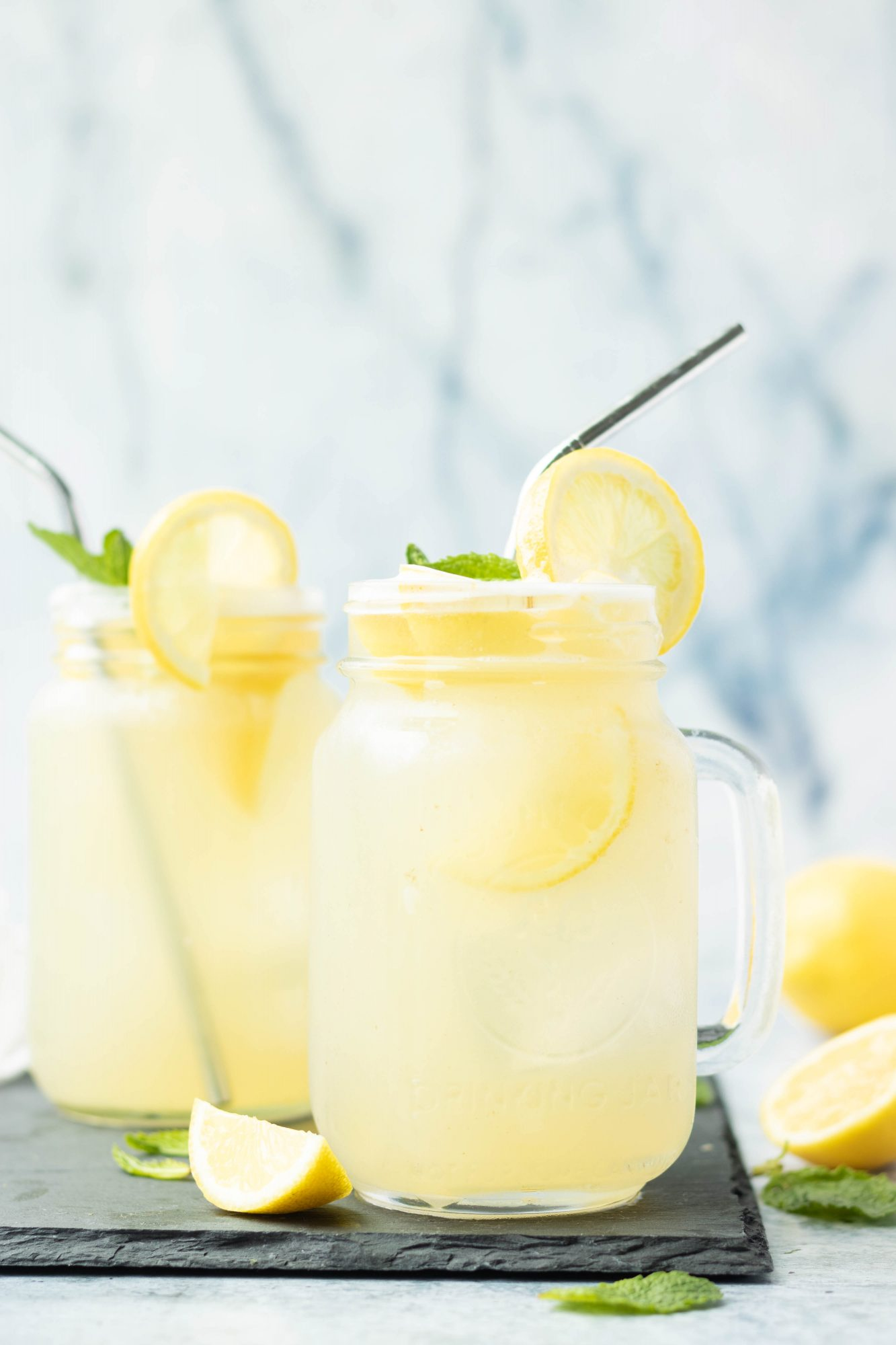 Healthy Easy Lemonade