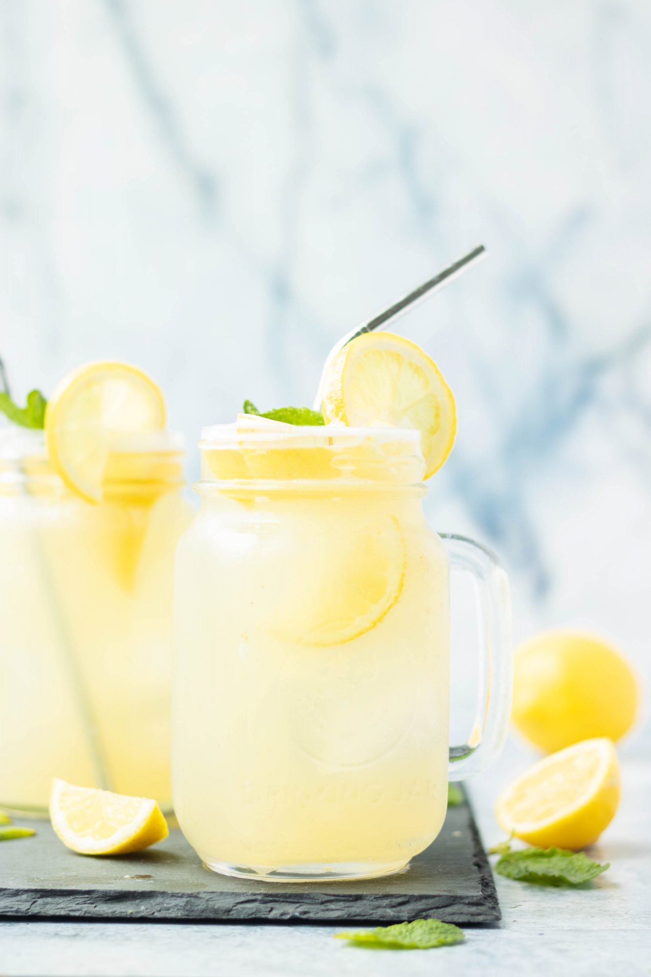 The Best Homemade Lemonade Recipe