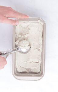 No-Churn Dairy-Free Vanilla Ice Cream Recipe