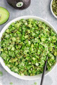 Dairy-Free Broccoli Salad