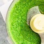 Dairy-Free Pesto Recipe
