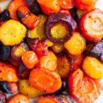 Easy Maple Glazed Carrot Recipe
