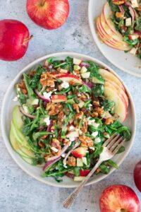 Fall Apple Salad