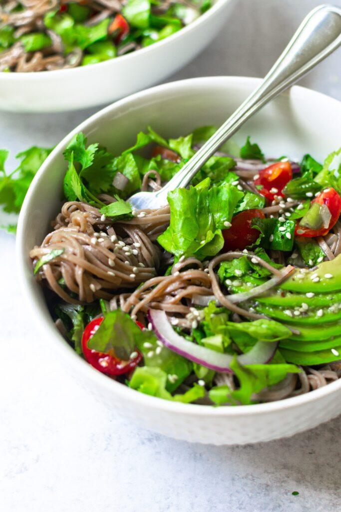 Buckwheat Noodle Recipe