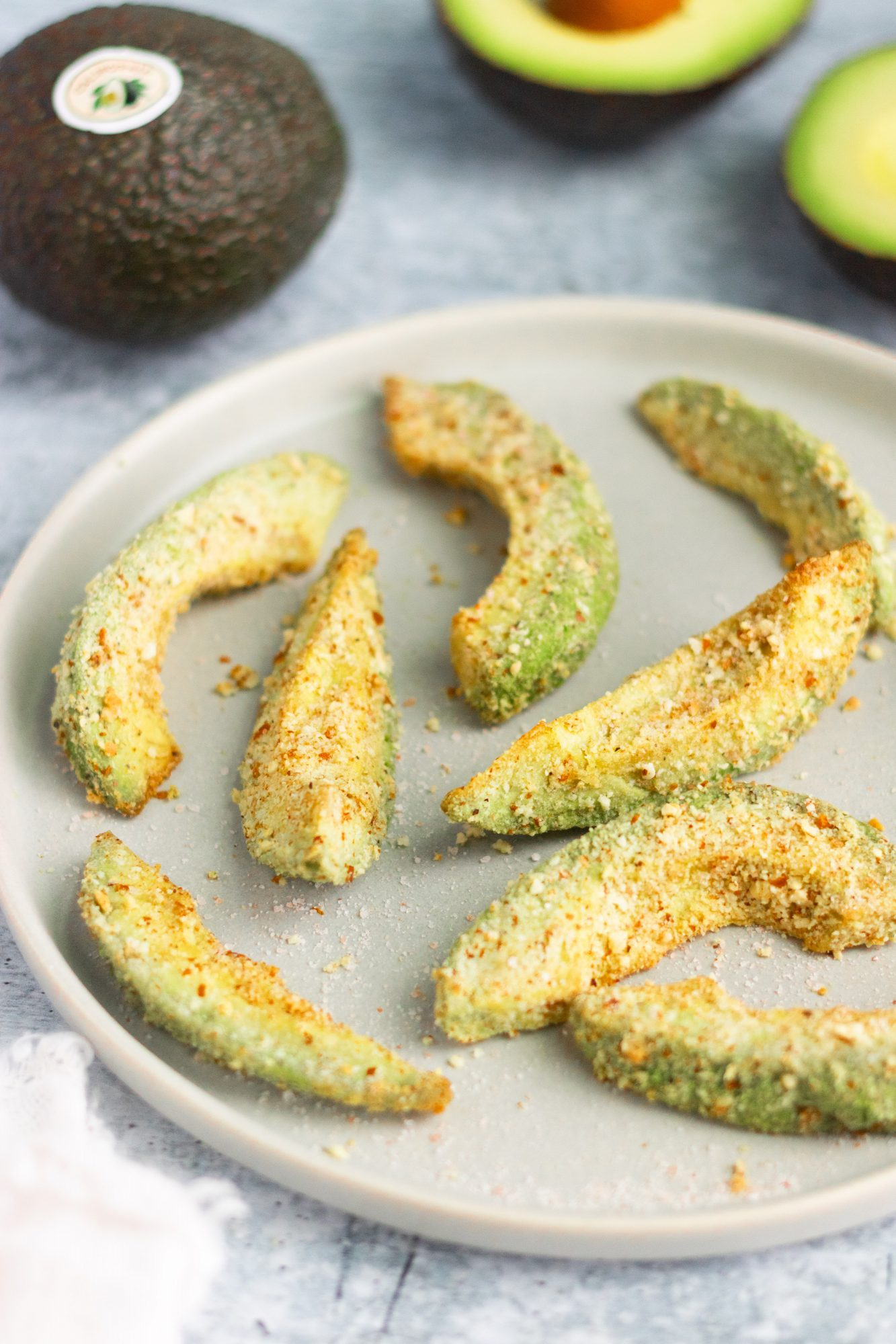 Gluten-Free Avocado Fries