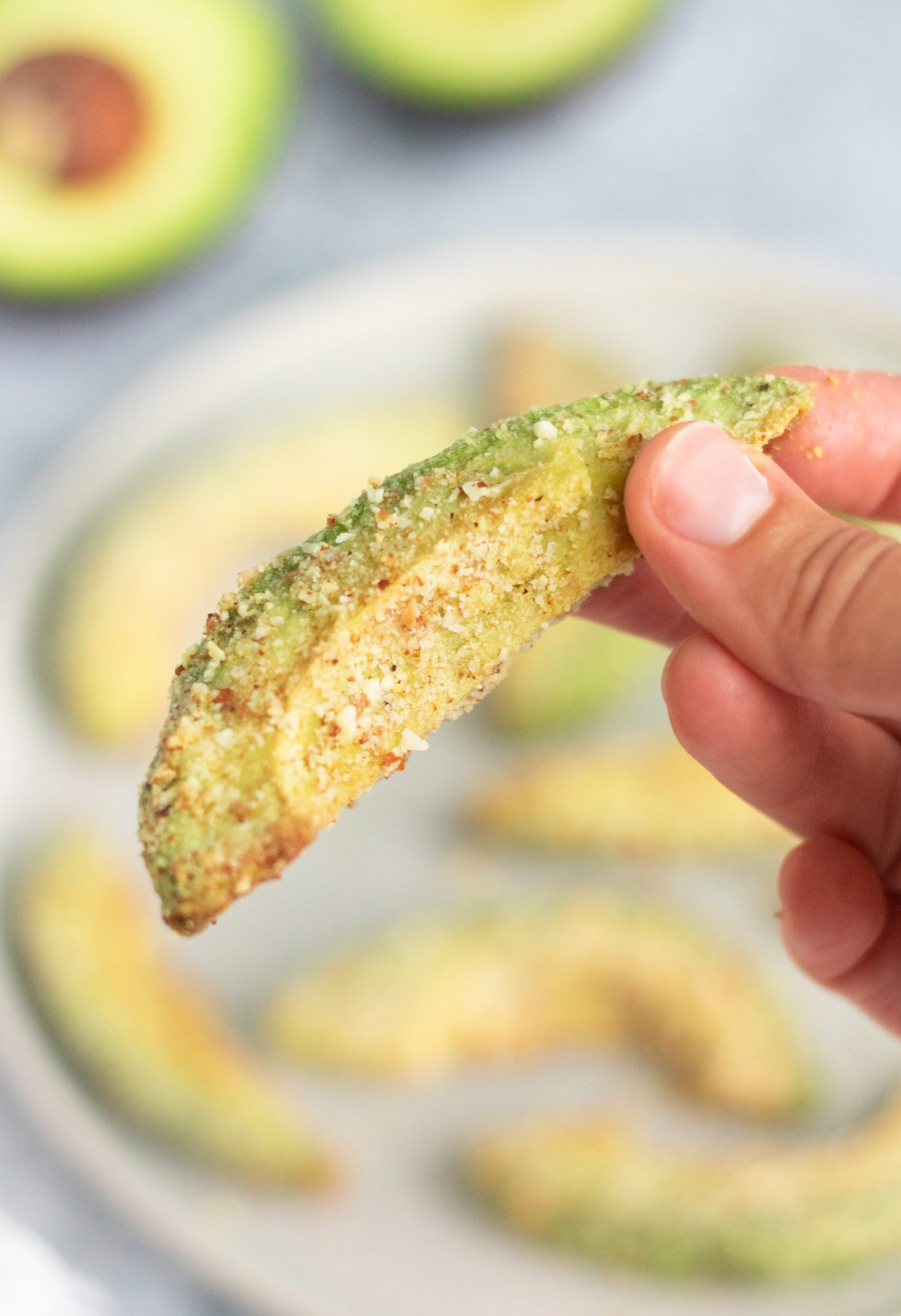 Crispy Air Fryer Avocado