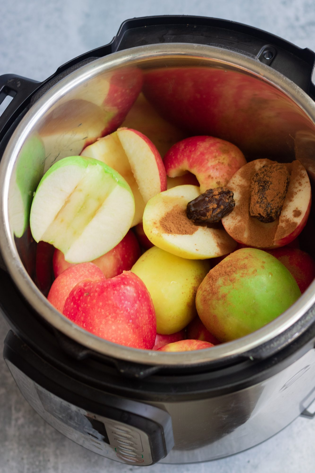 How to Make Instant Pot Applesauce