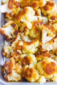 Crispy Seasoned Cauliflower