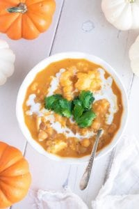 One-Pot Pumpkin Curry