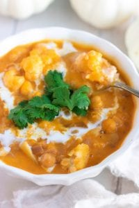 One-Pot Pumpkin Curry