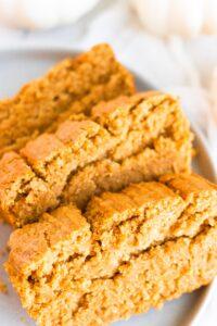 Easy Blender Pumpkin Bread