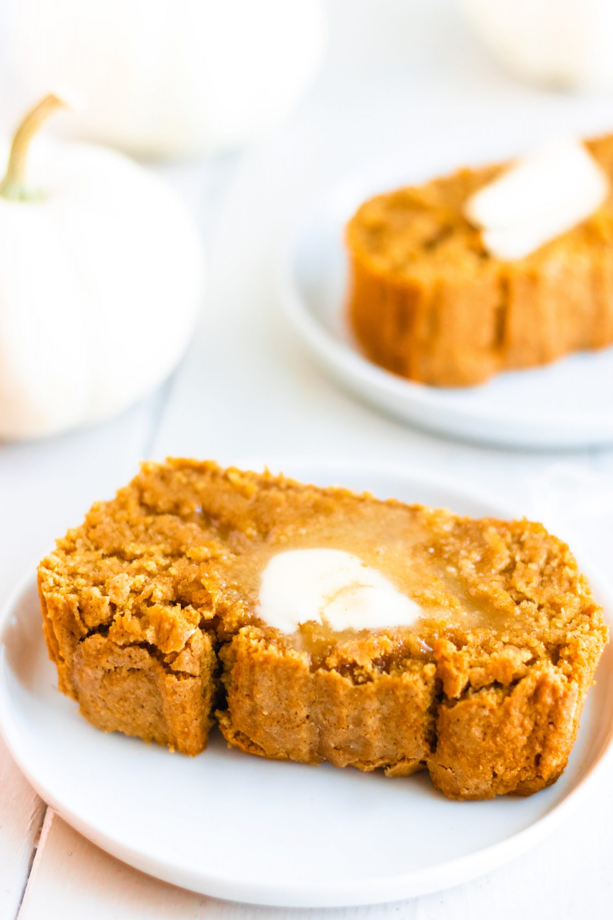 Blender Vegan Pumpkin Bread