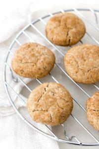 gluten-free snickerdoodle