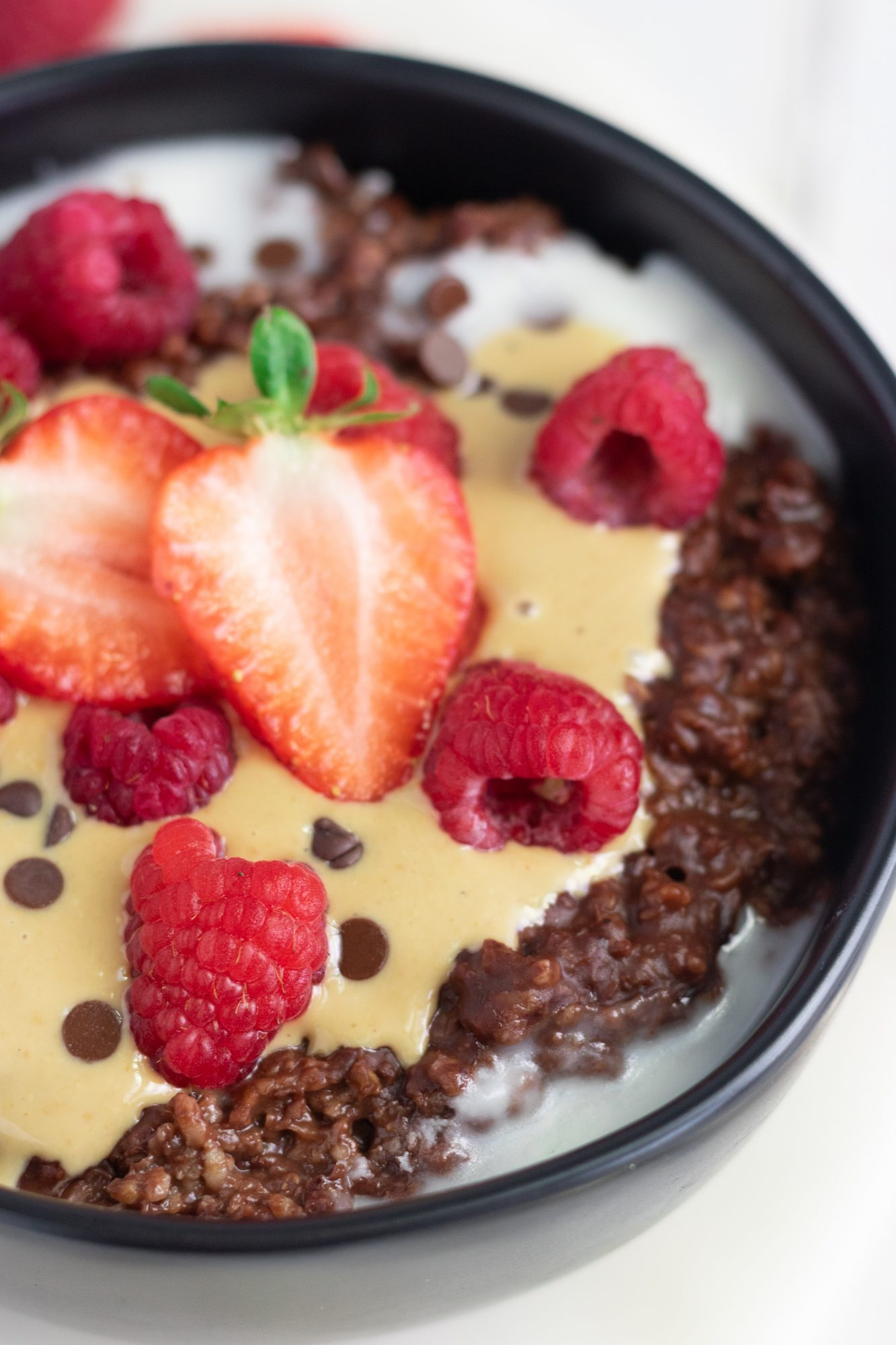 Easy Chocolate Oatmeal