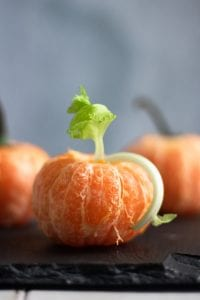 Easy Clementine Pumpkins
