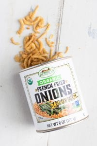 Gluten-Free French Fried Onions