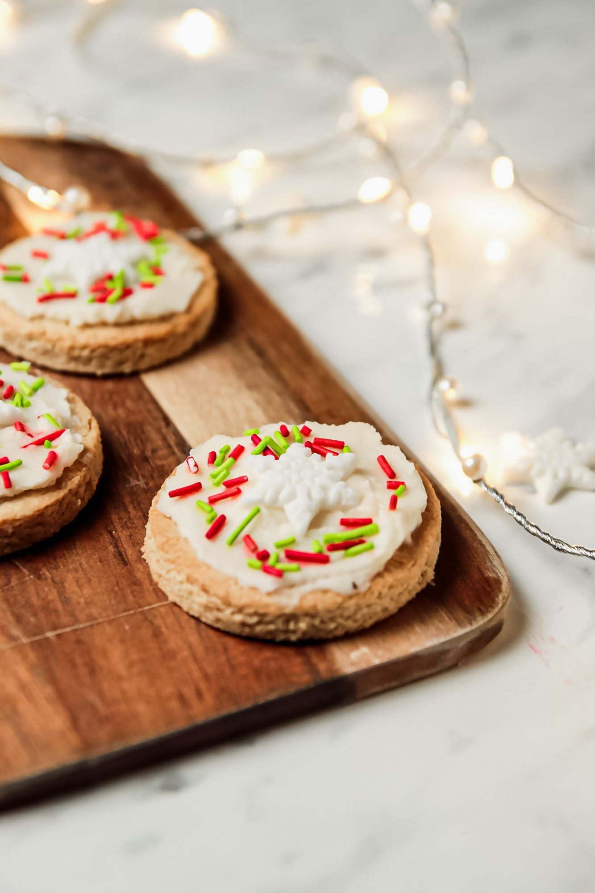 Vegan Gluten-Free Easy Sugar Cut Out Cookies