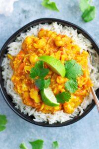 One-Pot Vegan Tikka Masala