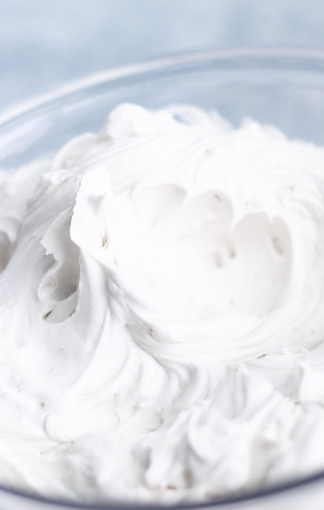 Canned Coconut Whipped Cream