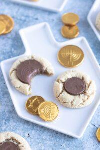 Gelt Cookies