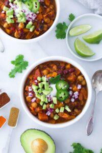 Vegan Chili Recipe