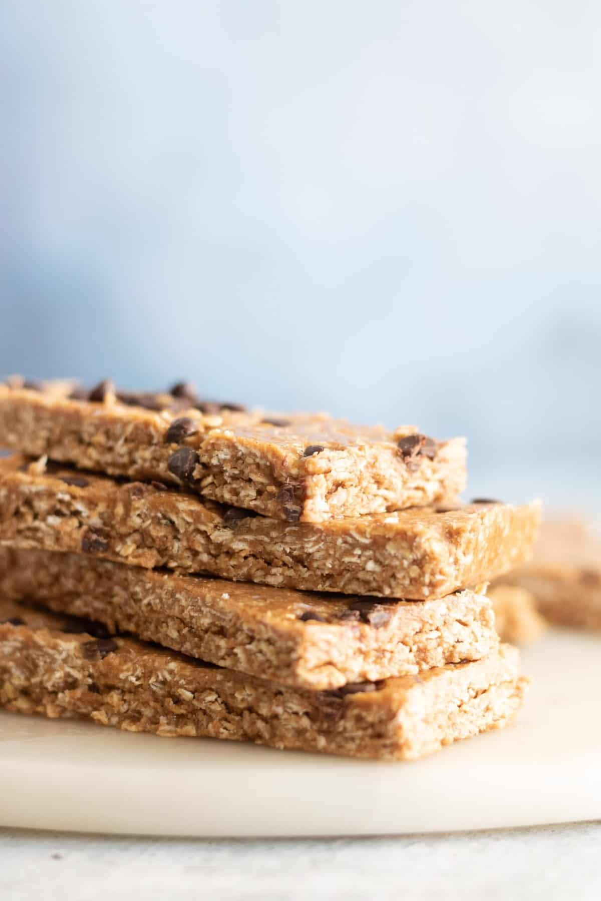 Refined Sugar-Free Granola Bars