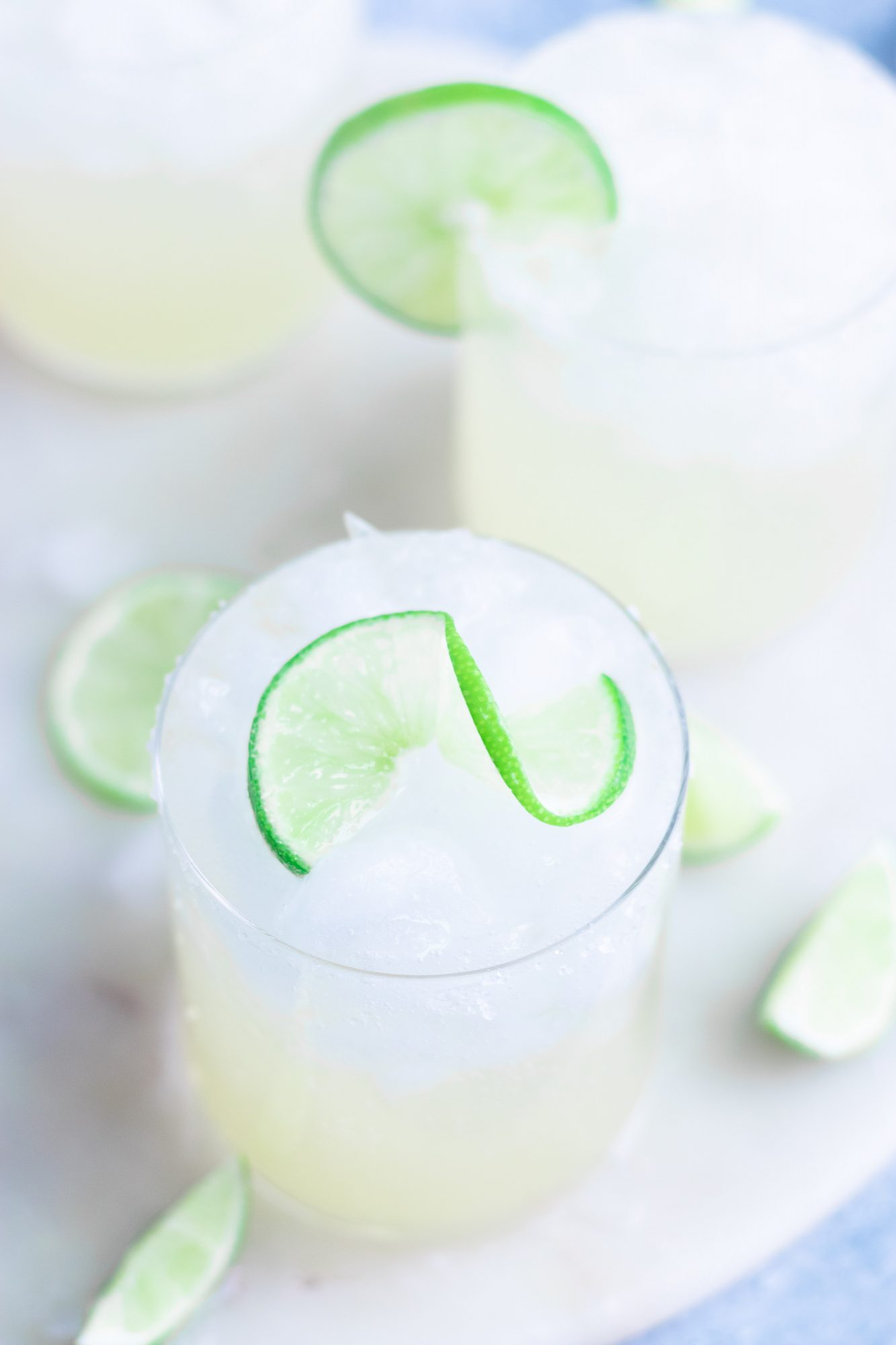 Homemade Paleo Margaritas