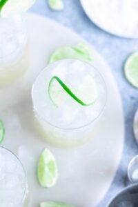 Paleo Margaritas