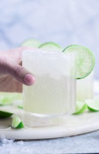 No Mix Margaritas