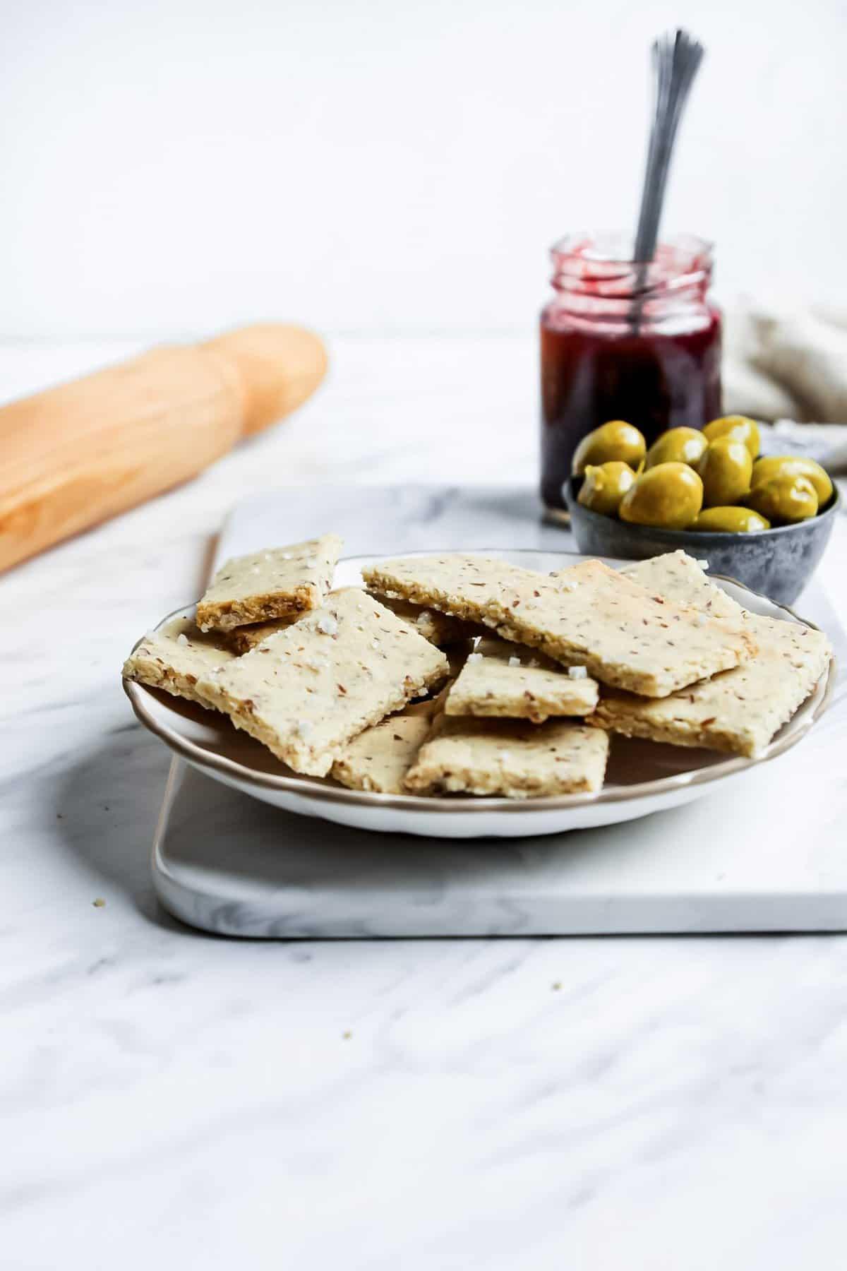 Passover Cracker Recipe