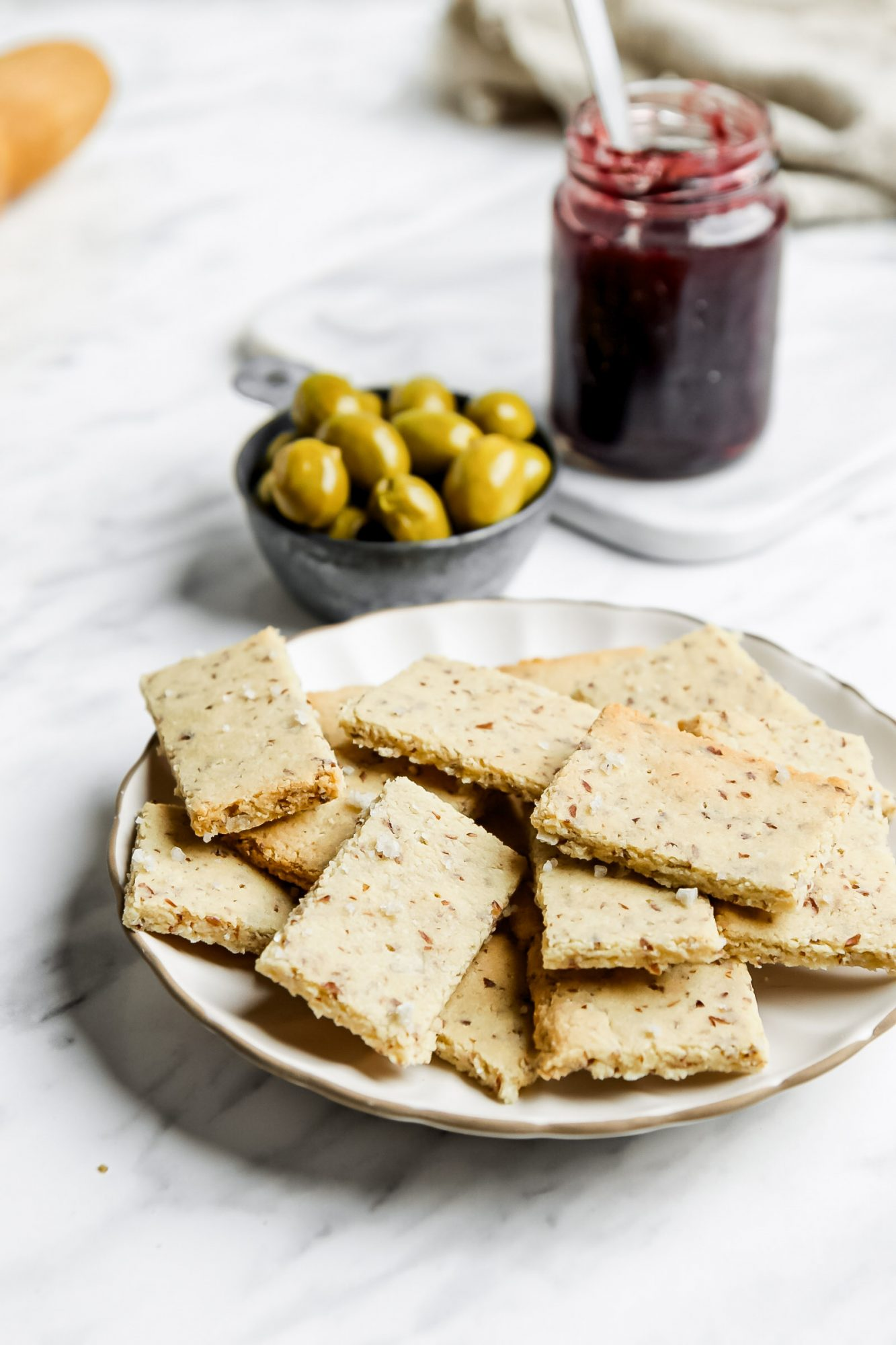 Yeast-Free Cracker Recipe