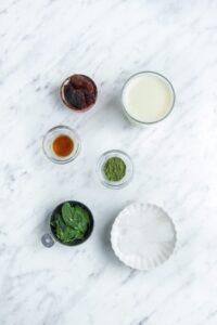 Homemade Moringa Latte