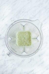 Vegan Morniga Leaf Latte