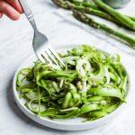 Vegan Asparagus Ribbon Salad