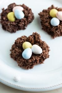 Vegan Easter Egg Cookies