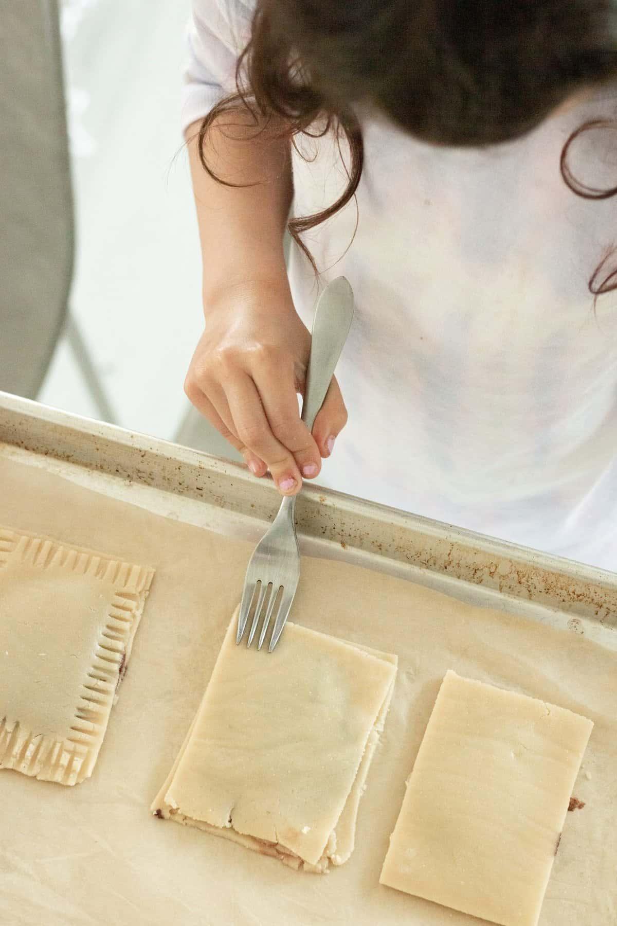 Gluten-Free Poptart Recipe