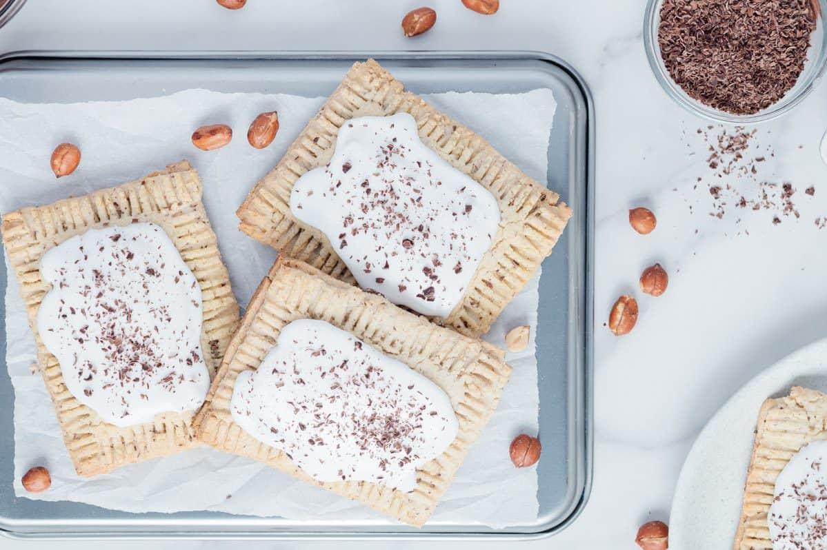 Vegan Toaster Pastry
