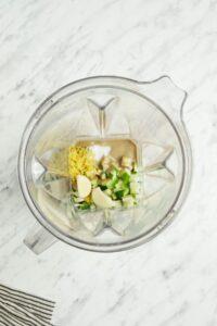 How to Make Zucchini Hummus