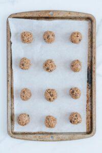 How to Make Granola Energy Bites