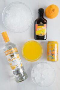 Orange Crush Ingredients