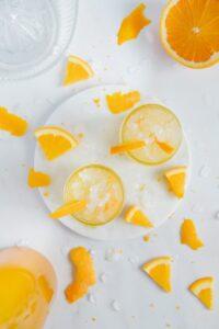 Homemade Orange Crush