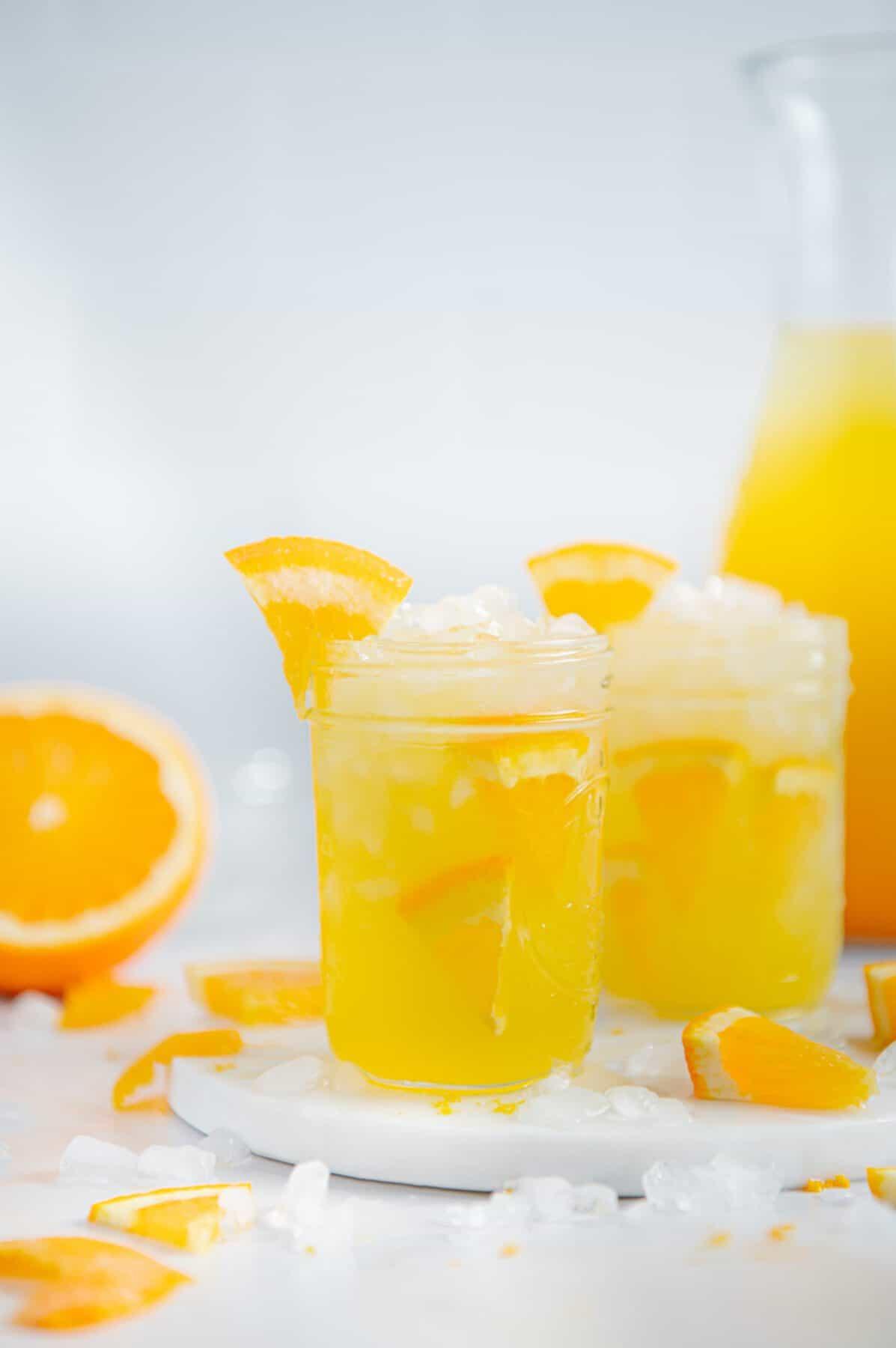 Virgin Orange Crush Recipe